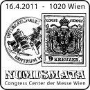 Internationale Briefmarken- und Münzenmesse in Wien, Congress Center 1658_1020%20Numismata_neu130