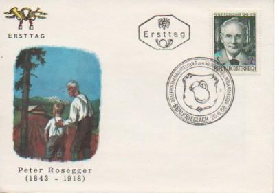 Peter Rosegger vater