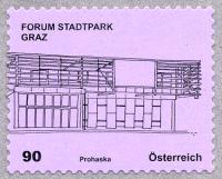 1. Mai 2011 Ersttag von 15 Briefmarken in Österreich !!! RM%20090%20Forum%20Stadtpark